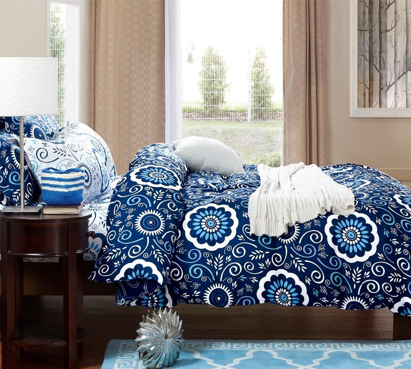 aqua notes queen comforter oversized queen xl bedding