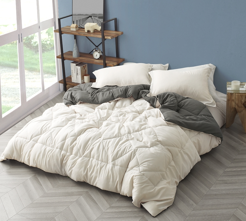 jet stream pewter twin comforter oversized twin xl bedding