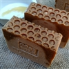Fresh Handmade  Goats Milk Soap with Golden Blossom Honey And Oatmeal, Natural Honey