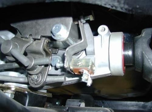 1967  1981 Camaro Backup Reverse Light Switch and Mounting Bracket Kit, Hurst 4Speed