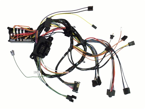 1969 Camaro Under Dash Main Wiring Harness, Auto Trans