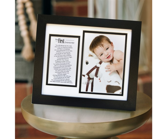 Our First Grandchild Photo Frame | Frameviewjdi.org
