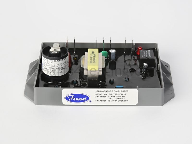 fenwal ignition module wiring diagram 35 630200 007