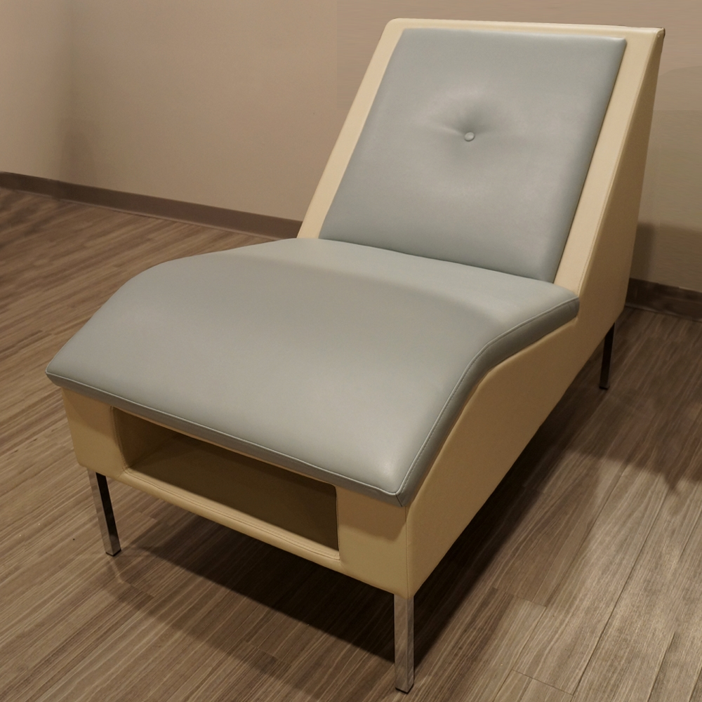 Dry Pedicure Foot Massage Chaise
