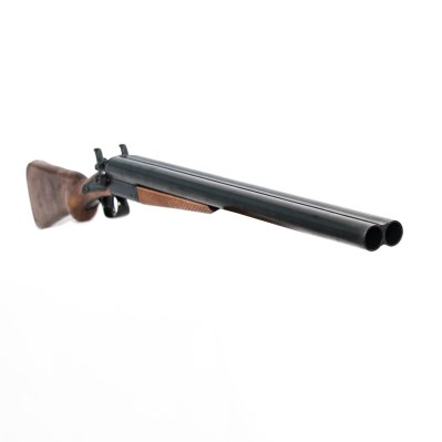 Bildresultat för double barrel shotgun
