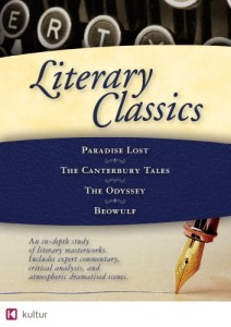 Literary Classics Volume 2  Odyssey  Beowulf  Paradise Lost     Literary Classics Volume 2  Odyssey  Beowulf  Paradise Lost  Canterbury  Tales