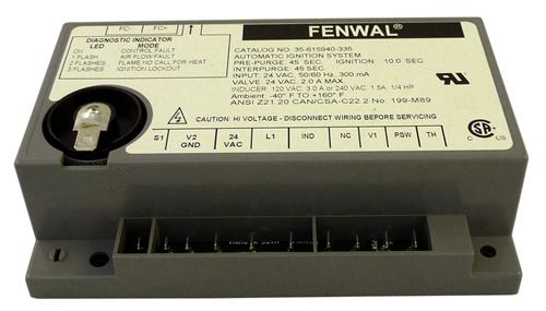Ignition Control Module {DSI} (CGTH before 12110) [Fenwal]