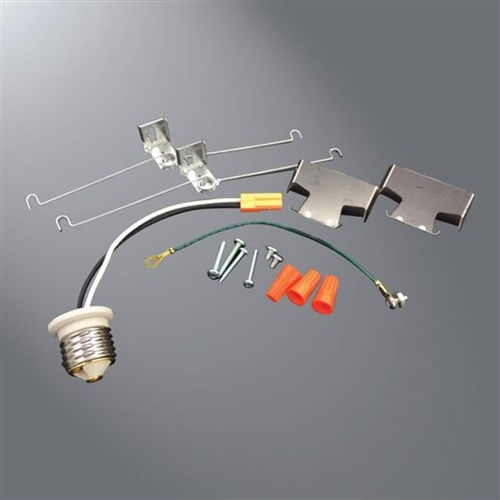 halo recessed sld6acckit 6 accessory parts replacement kit includes screwbase adapter torsion springs friction blades