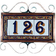 house number frames tierrafina com