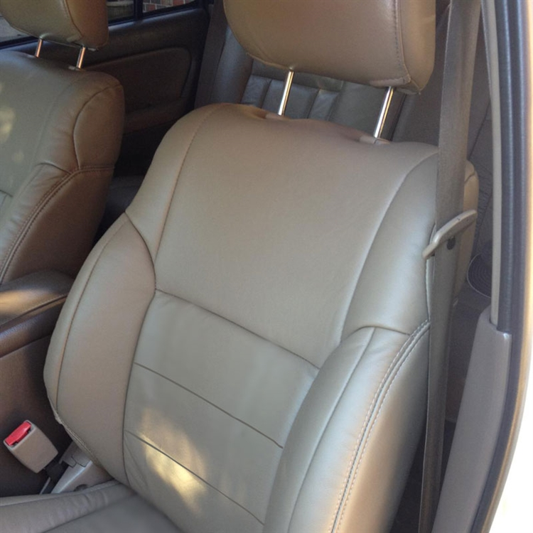 1999 Honda Accord Leather Seats