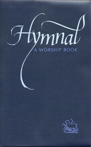 Hymnal Vinyl Cover
