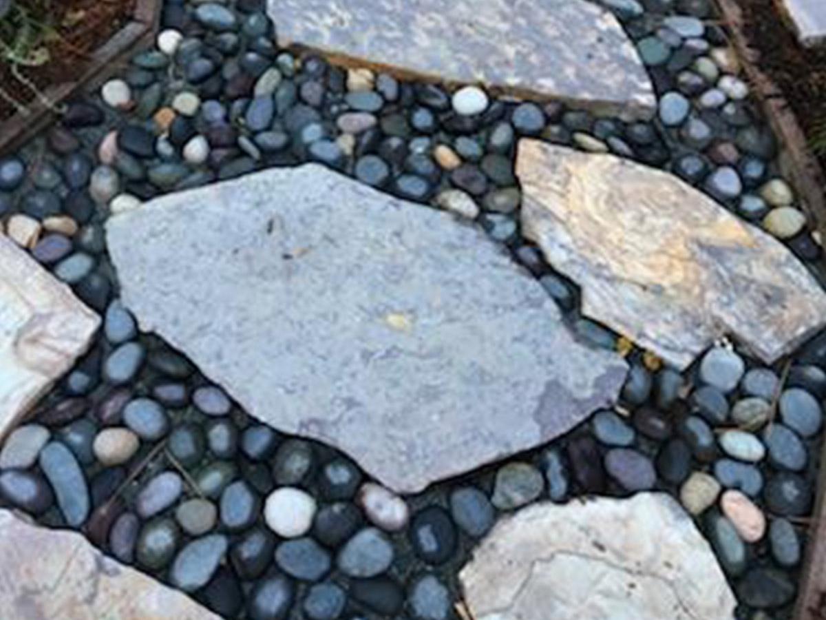 three rivers quarry flagstone patio tumbled 1 1 2