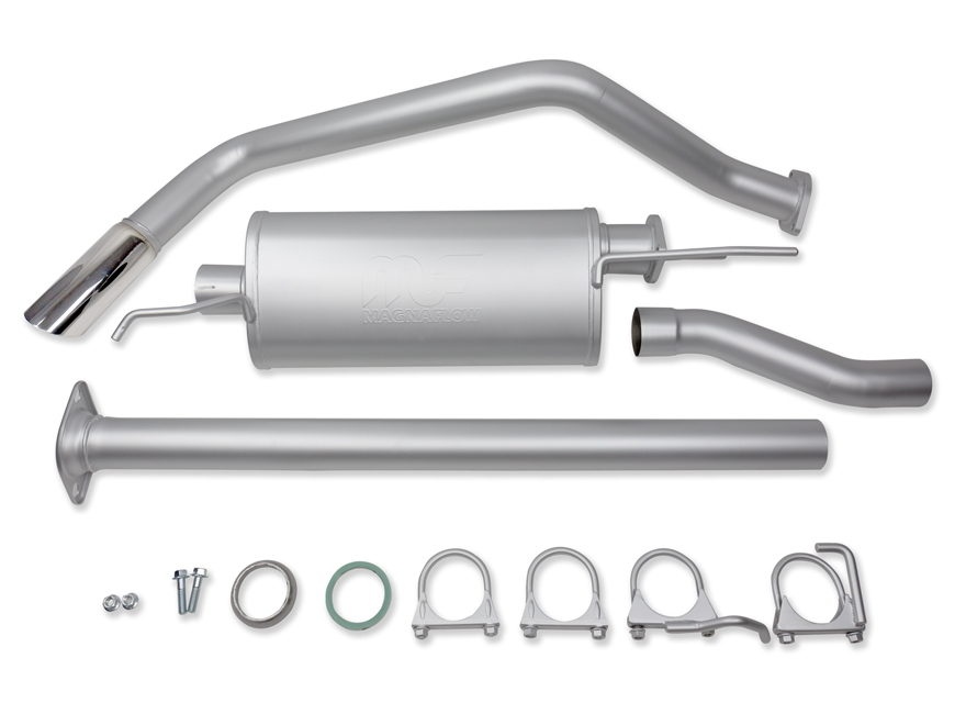 pro flow exhaust system 1gr tacoma 2005 2012