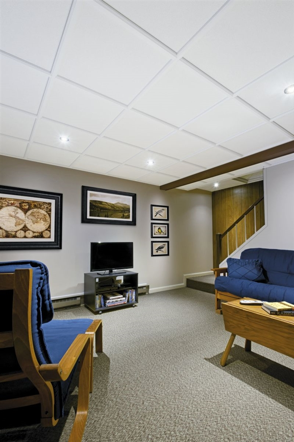 271 sahara smooth ceiling tile 24 x24 16 pcs 64 sq ft armstrong 271 1774