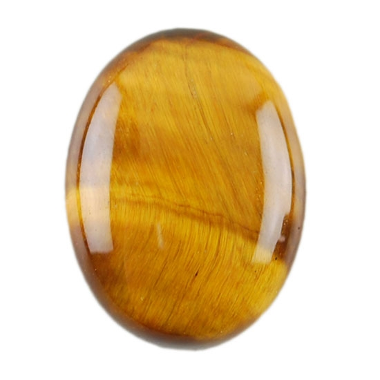 Natural Yellow Tiger Eye Gemstone Cabochon Oval Gem 071 P Cool Tools