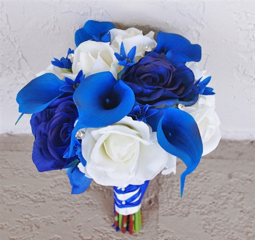 Home Decor Silk Flower Arrangements