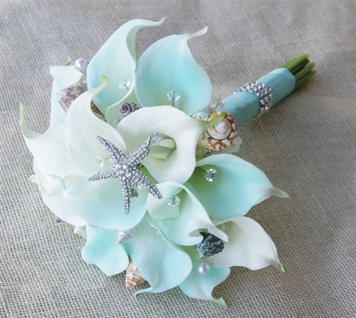 Tiffany Blue Home Decor