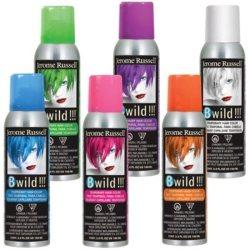 bwild temporary hair color spray siberian white 3 5 oz jru