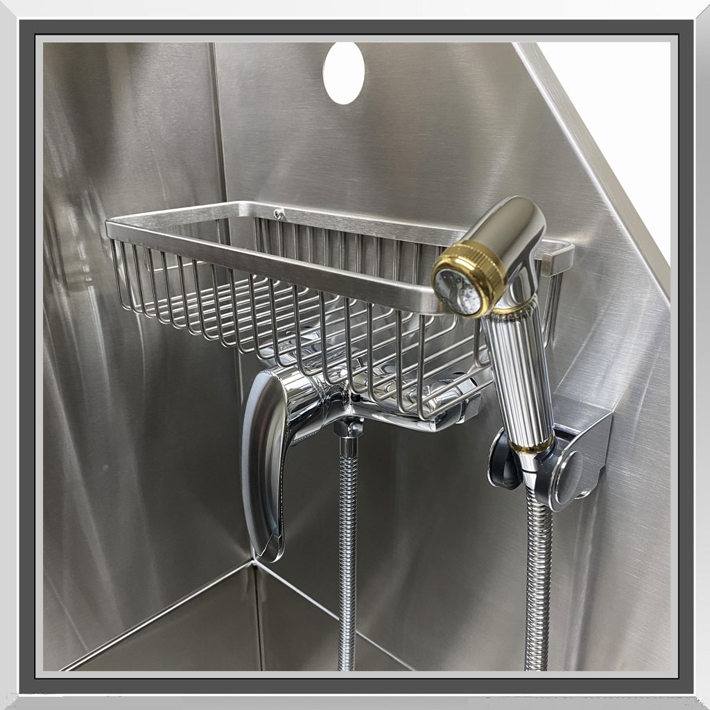 complete faucet package