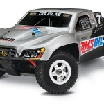 Traxxas 1 16th Slash 4x4 Rtr Short Course Truck With Scott Douglas Body
