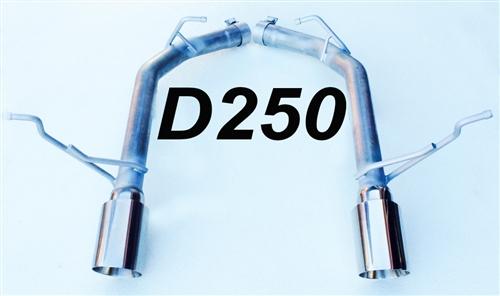d250 11 21 5 7l 14 21 3 6l durango 2 1 2 resonator delete w 4 tips