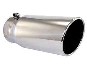 5 inch exhaust tips 99 03 ford 7 3l