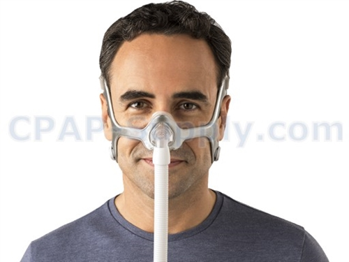 wisp nasal mask with headgear