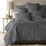 Sherry Kline Fury Tale Dark Grey 3 Piece Comforter Set