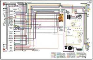 Wire Diagram 6472 Buick Skylark