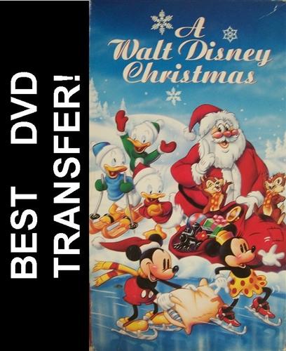 a walt disney christmas dvd 1982 12 99 now raredvds biz