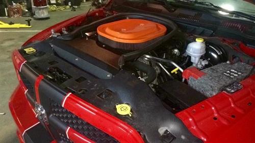 Cold Intake 1500 Air Dodge
