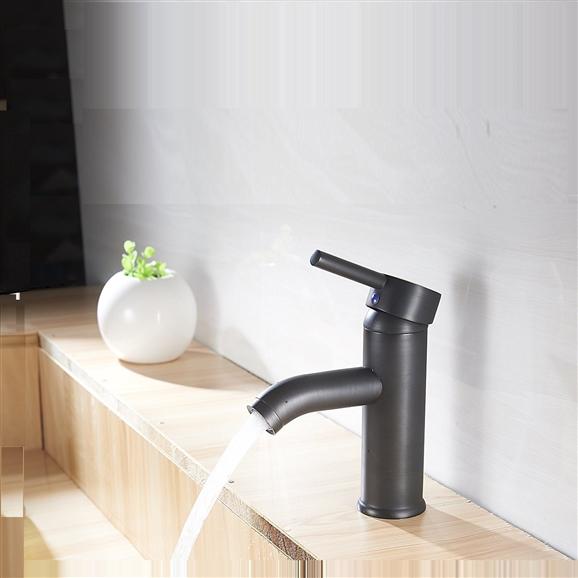 verona oil rubbed bronze bathroom sink faucet
