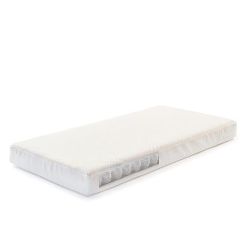 Coolmax Fibre Pocket Spring Cot Bed Mattress