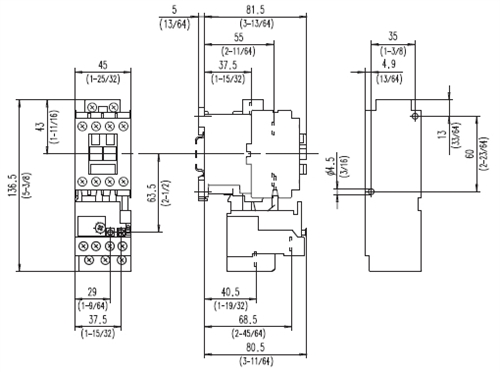 277v lighting contactor with 120v coil wireing diagram