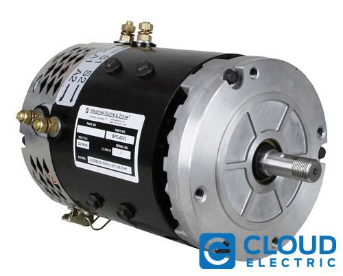 amd series motor 36v 35hp/48v 100hp for taylordunn
