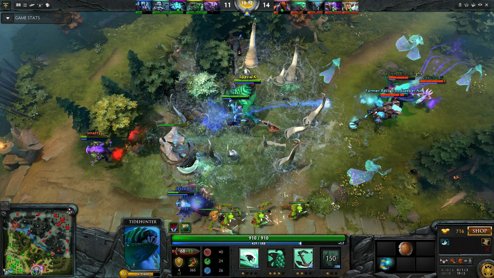 Dota 2 Is Getting A Steam VR Spectator Mode According To
