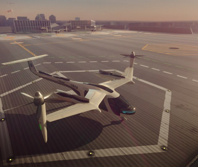 Ubers Flying Cars Could Arrive In La By 2020 And Heres What Itll Be Like To Ride One The Verge