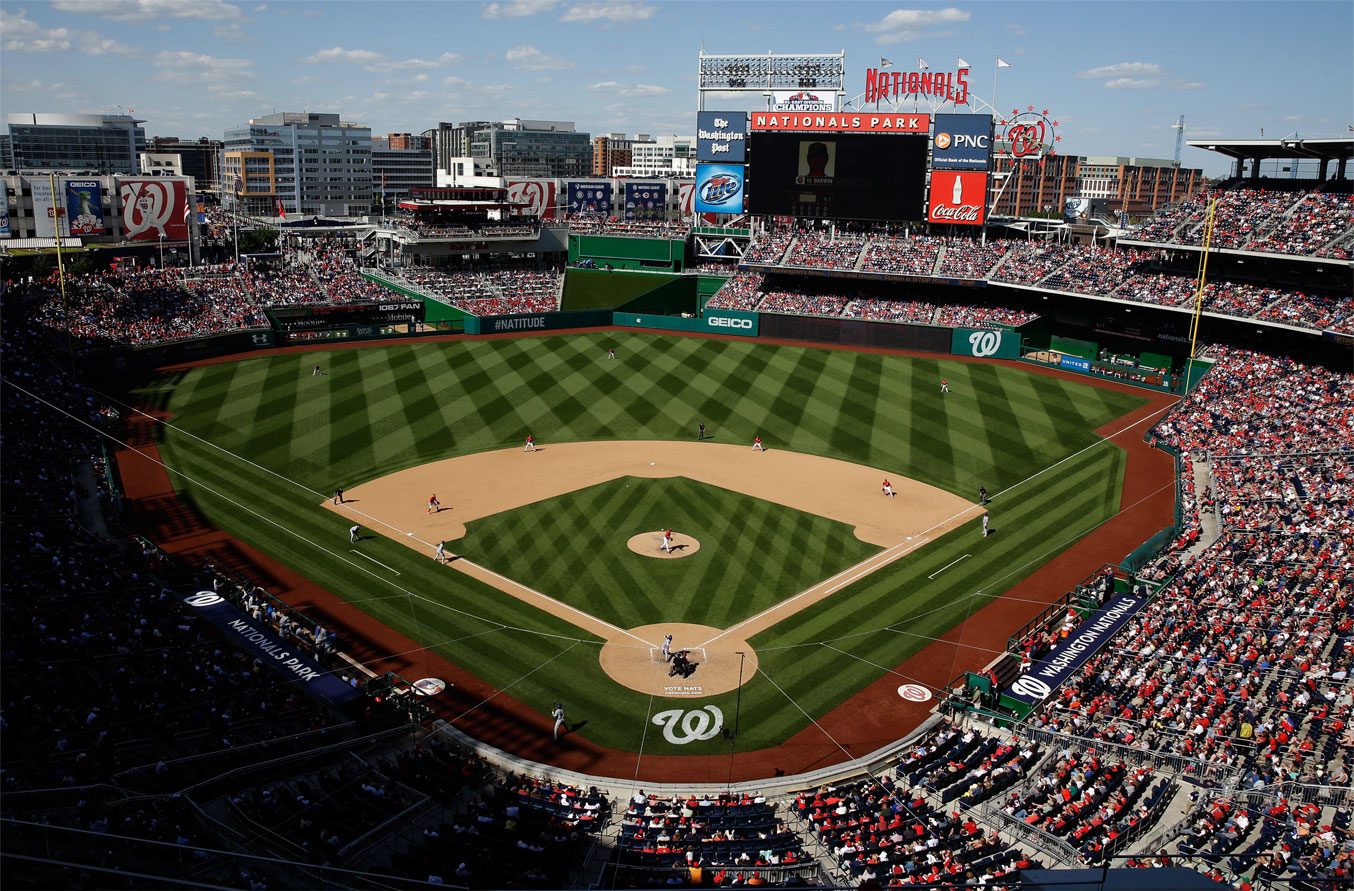 Does Nationals Park Look Better As A Baseball Field Or A Hockey Rink