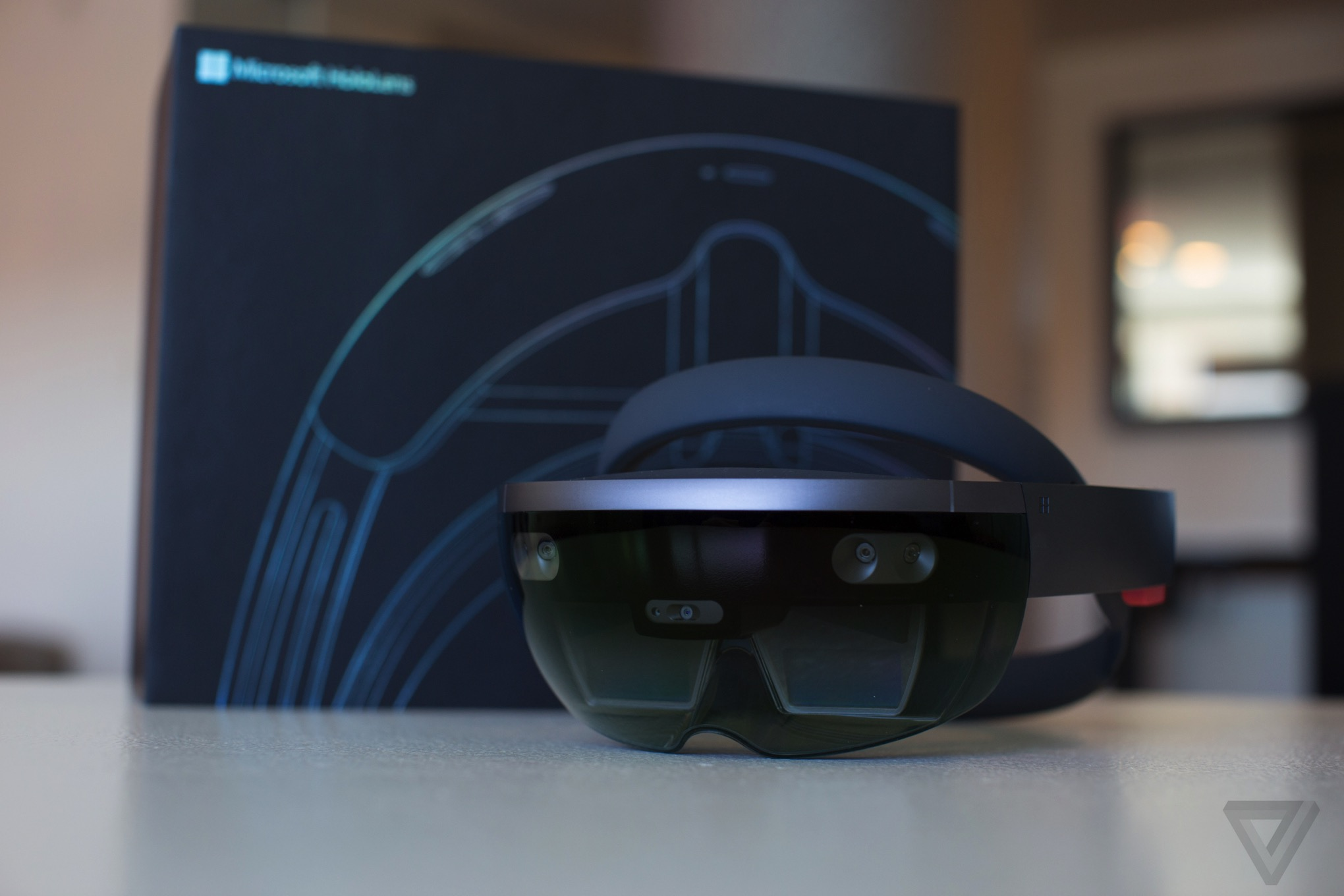 This Is What Microsoft HoloLens Is Really Like The Verge