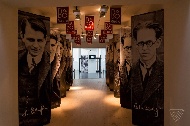 Bang & Olufsen museum