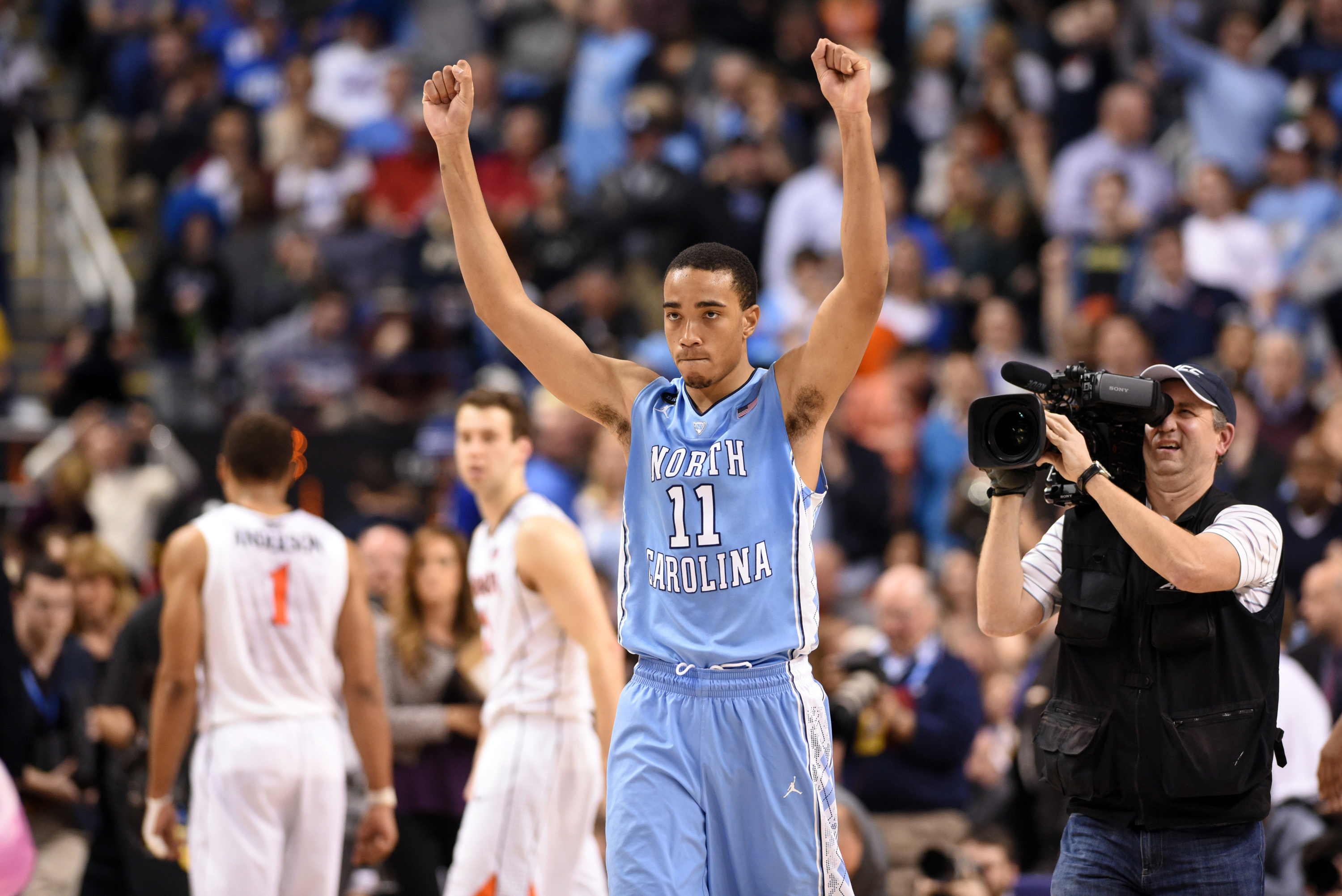 UNC March Madness 2015