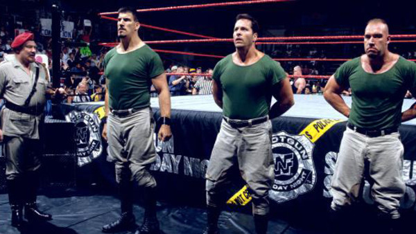 8 WWE Factions You Totally Forgot Existed – Page 9