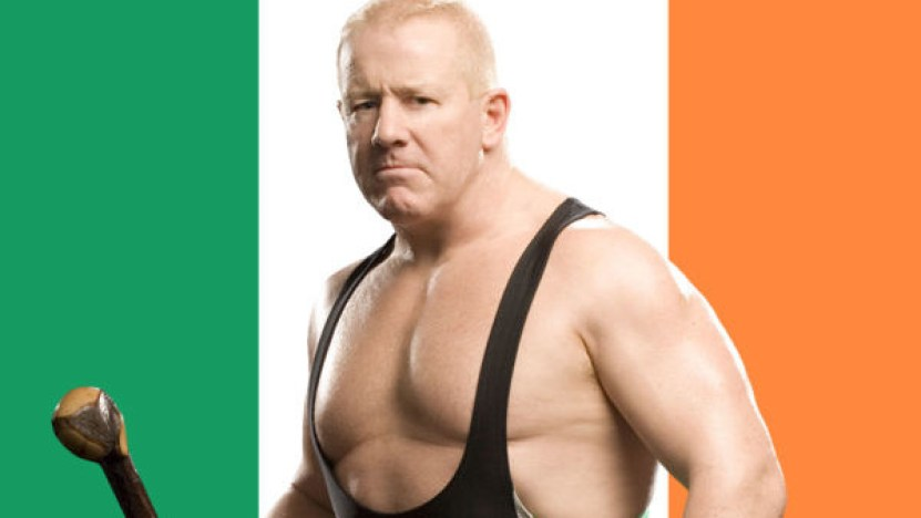 10 Best Irish Wrestlers Ever