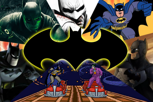 15 Best Batman Video Games   Ranked