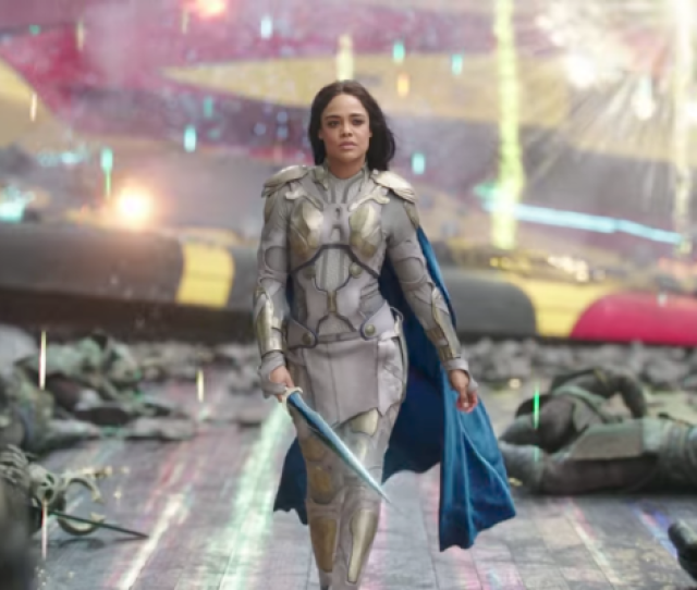 Valkyrie And Sif Are Transported To Sakaar And Forced To Fight In The Arena Where Combat Is To The Each Is Fully Convinced That The Other Is A