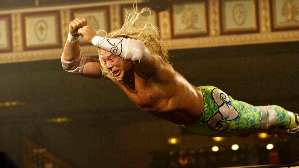 10 Things You Didn't Know About The Wrestler