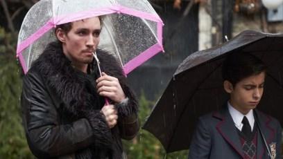 Risultati immagini per the umbrella academy recensione