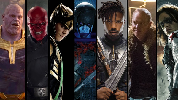 Image result for mcu villains""