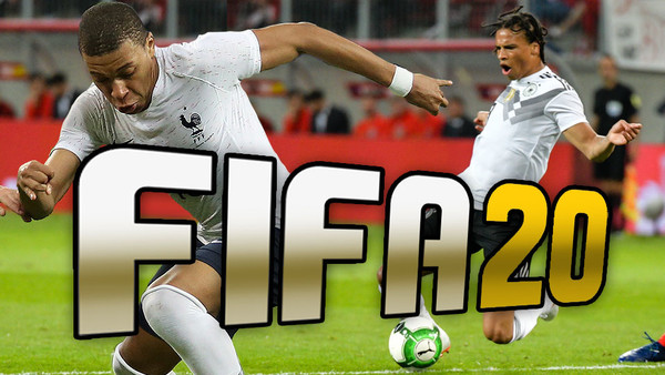 FIFA 20: 20 Fastest Players