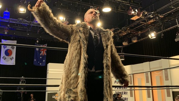 Marty Scurll Appears At NWA Into The Fire